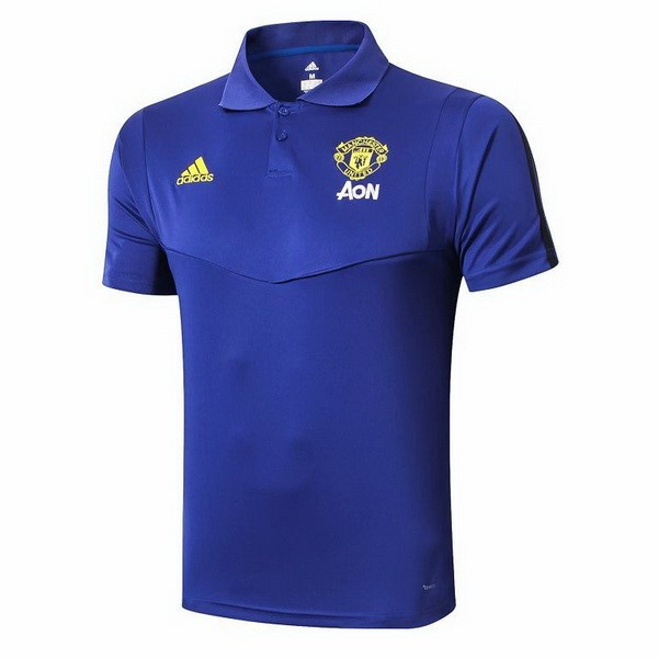 Polo Manchester United 2019/2020 Azul