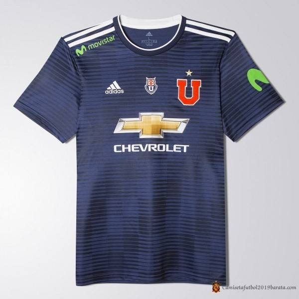 Camiseta Universidad De Chile Replica Primera 2017/2018