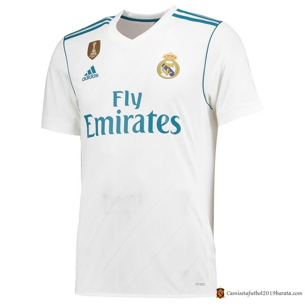 Camiseta Real Madrid Replica Primera 2017 2018 b4a47139e4e2a