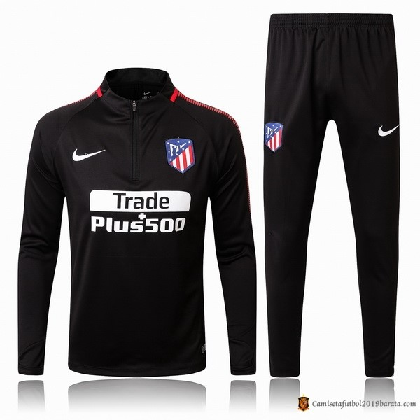 Chandal Atletico Madrid 2017/2018 Negro