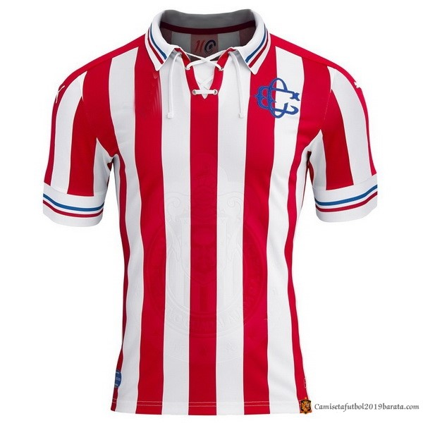 Camiseta CD Guadalajara Replica Primera 100th