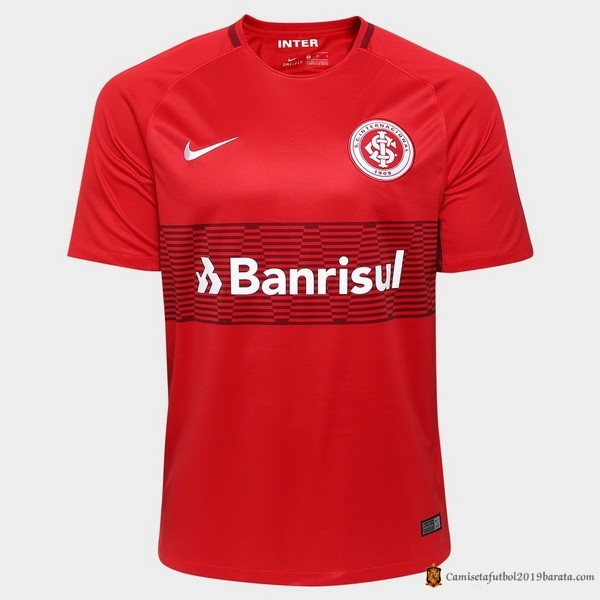 Camiseta Inter Milannacional Replica Primera 2017/2018