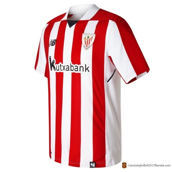 Comprar Camiseta Athletic Bilbao Replica Segunda 2017 2018 Barata 091c2876834db